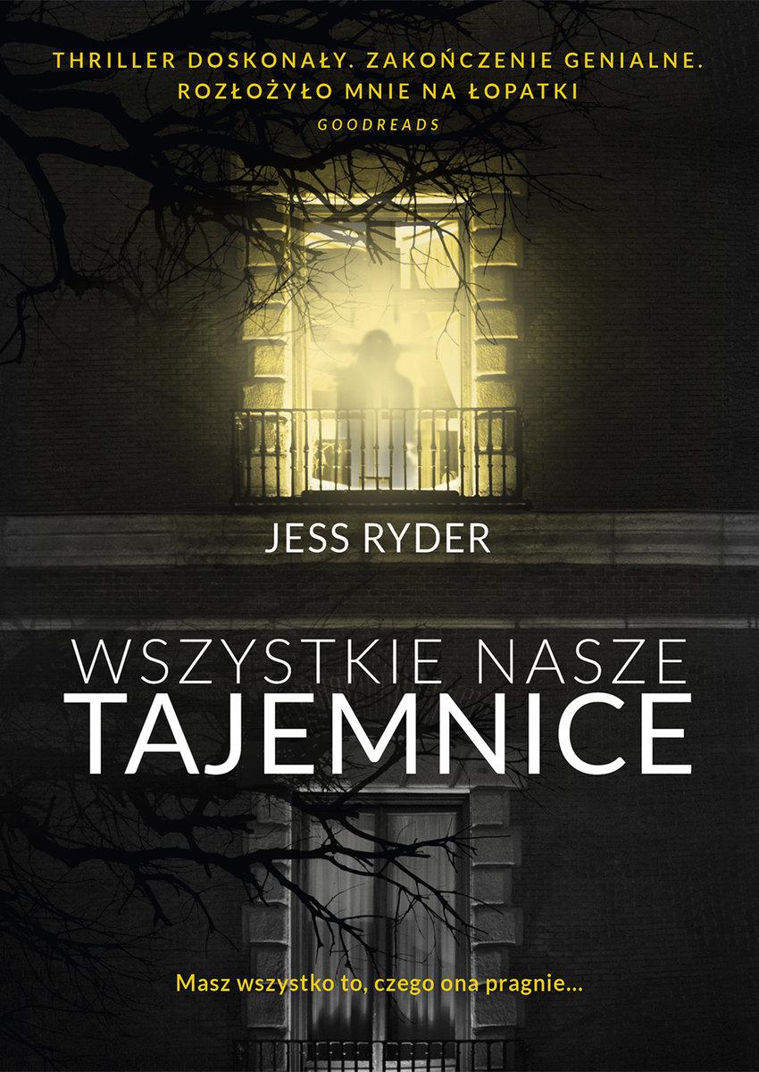RYDER JESS – Wszystkie Nasze Tajemnice