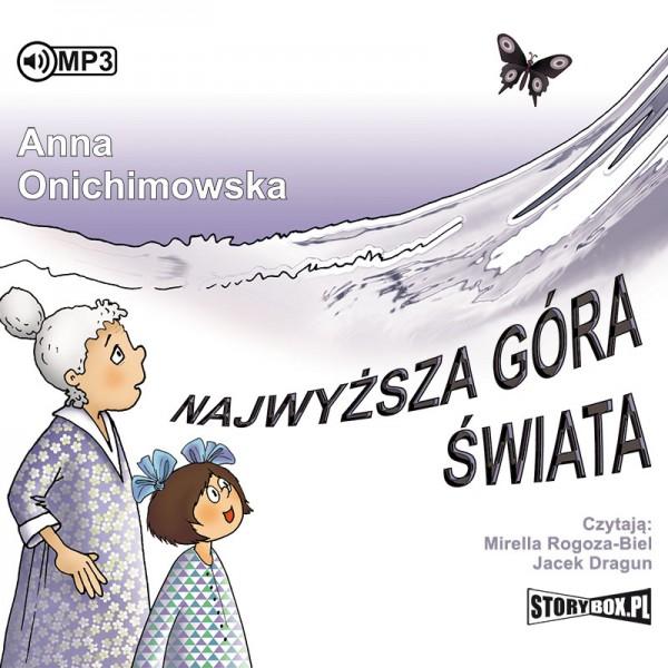 Onichimowska Anna – Najwyższa Góra świata