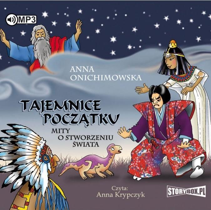 Onichimowska Anna – Tajemnice Początku