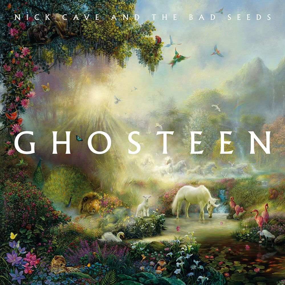 CAVE NICK & THE BAD SEEDS – Ghosteen