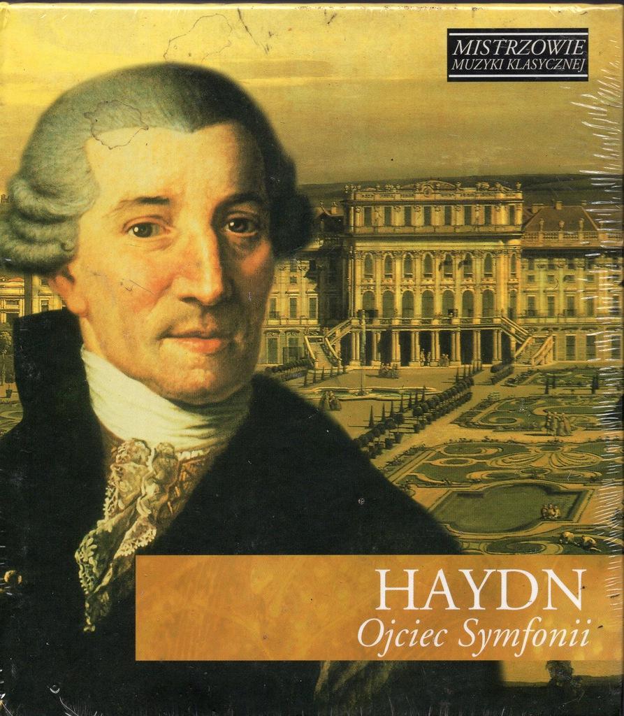 HAYDN JOSEPH – Ojciec Symfonii