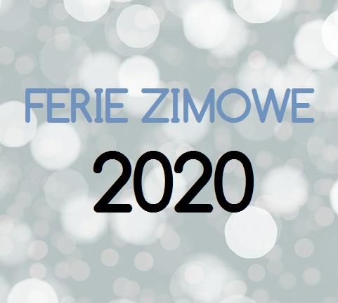 FERIE W BIBLIOTECE 2020 – PODSUMOWANIE