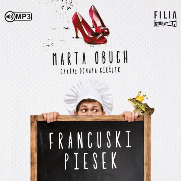 Obuch Marta – Francuski Piesek
