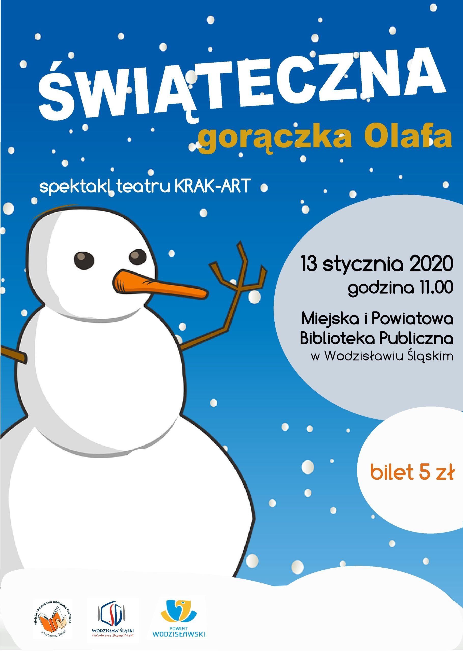 Plakat Olaf