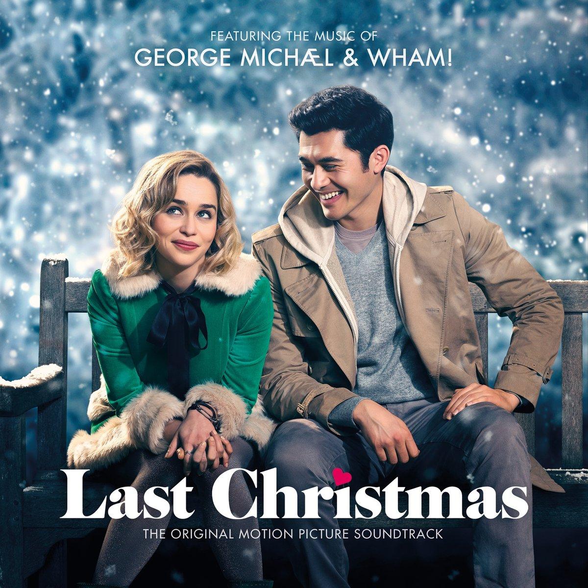 MICHAEL GEORGE – Last Christmas
