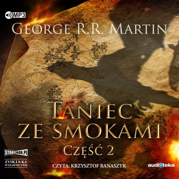 Martin George R. R. – Taniec Ze Smokami 2