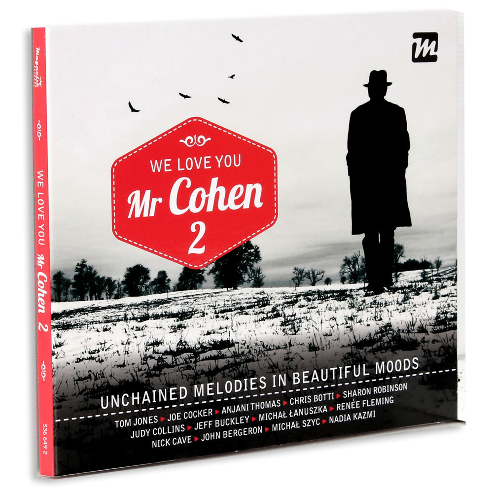 COHEN LEONARD – We Love You Mr Cohen 2. Unchained Melodies In Beautiful Moods