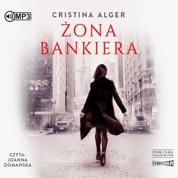 ALGER CRISTINA – ŻONA BANKIERA