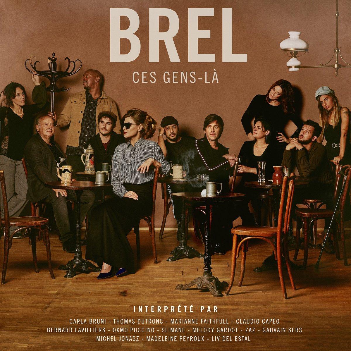 Brel. Ces Gens-La