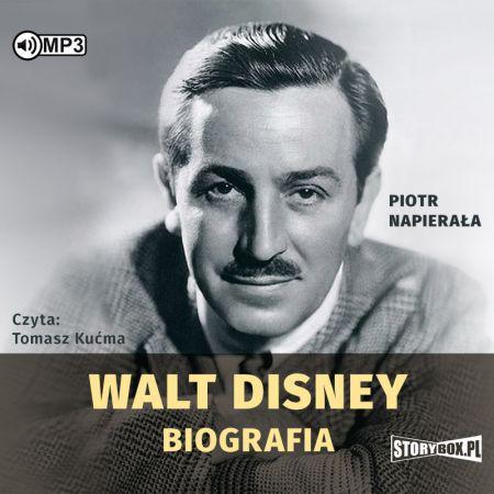 Napierała Piotr – Walt Disney. Biografia