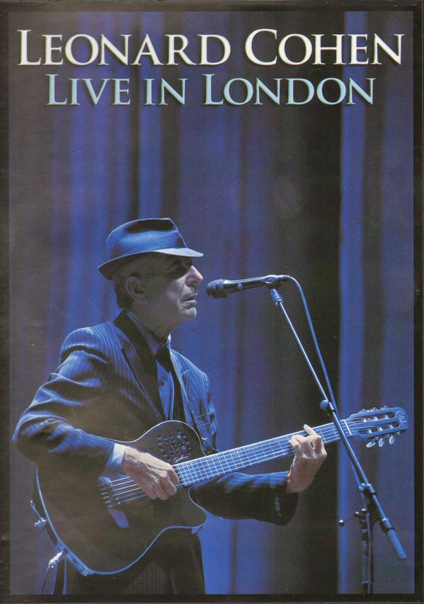 COHEN LEONARD – Live In London