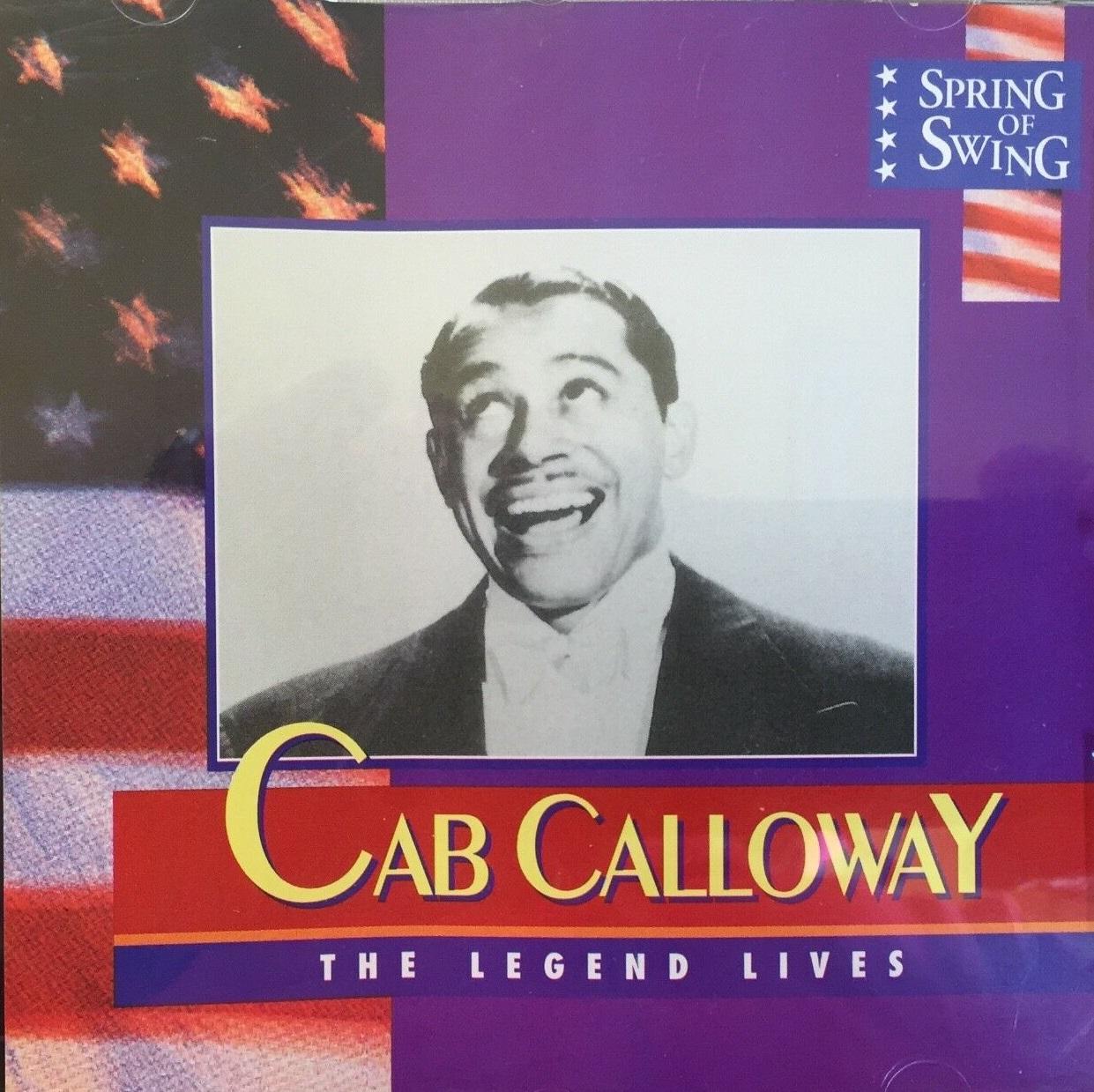 Calloway Cab – Legend Lives
