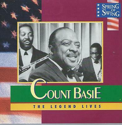 Count Basie – Legend Lives