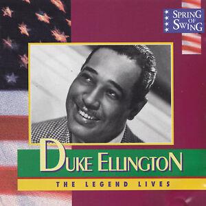 Ellington Duke – Legend Lives