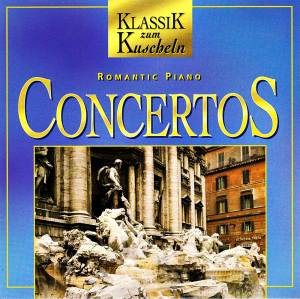 Romantic Piano. Concertos
