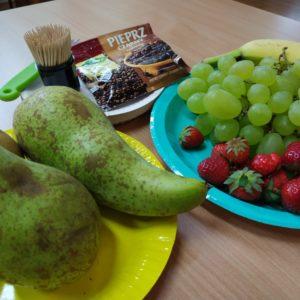 Owoce Należy Dokładnie Umyć.