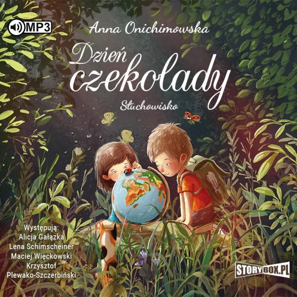 Onichimowska Anna – Dzień Czekolady
