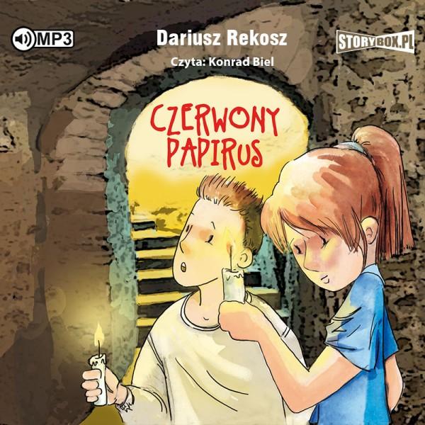 Rekosz Dariusz – Czerwony Papirus