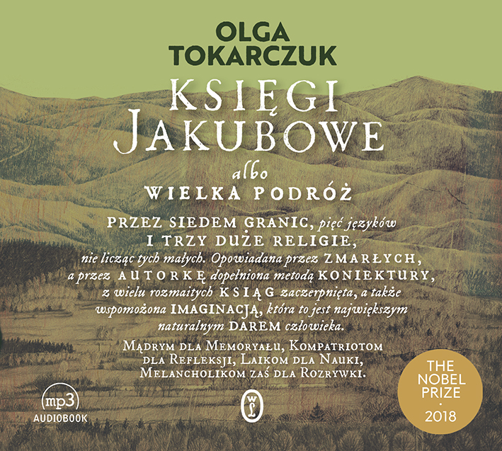Tokarczuk Olga – Księgi Jakubowe