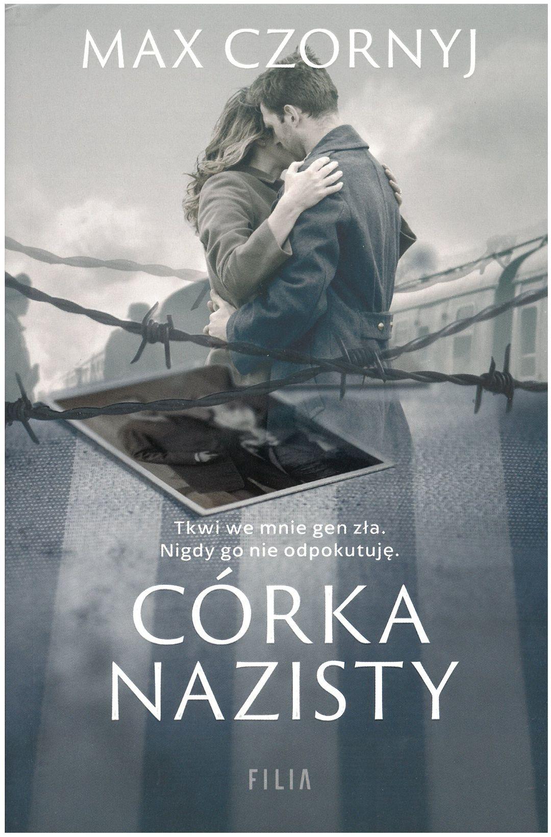 CZORNYJ MAX – Córka Nazisty