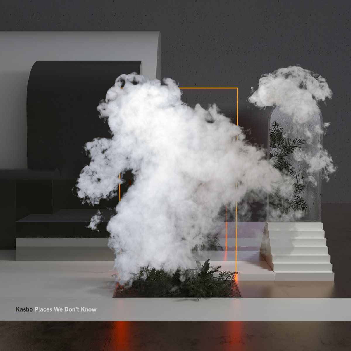 KASBO – Places We Don't Know