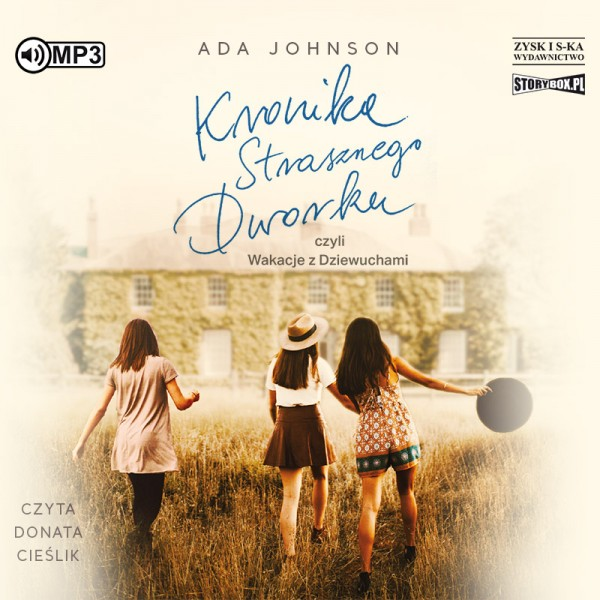 Johnson Ada – Kronika Strasznego Dworku