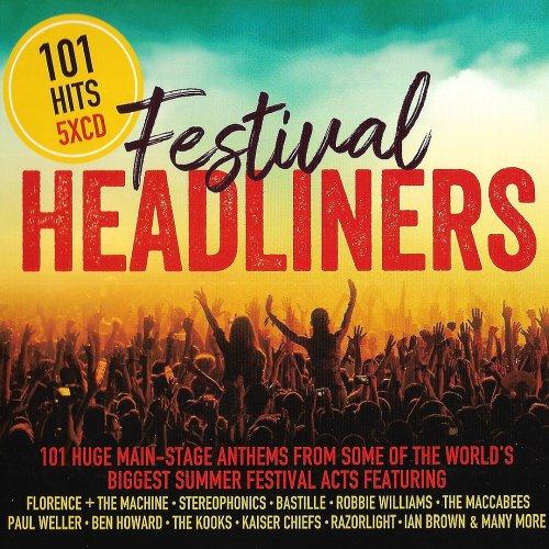 101 Hits. Festival Headliners
