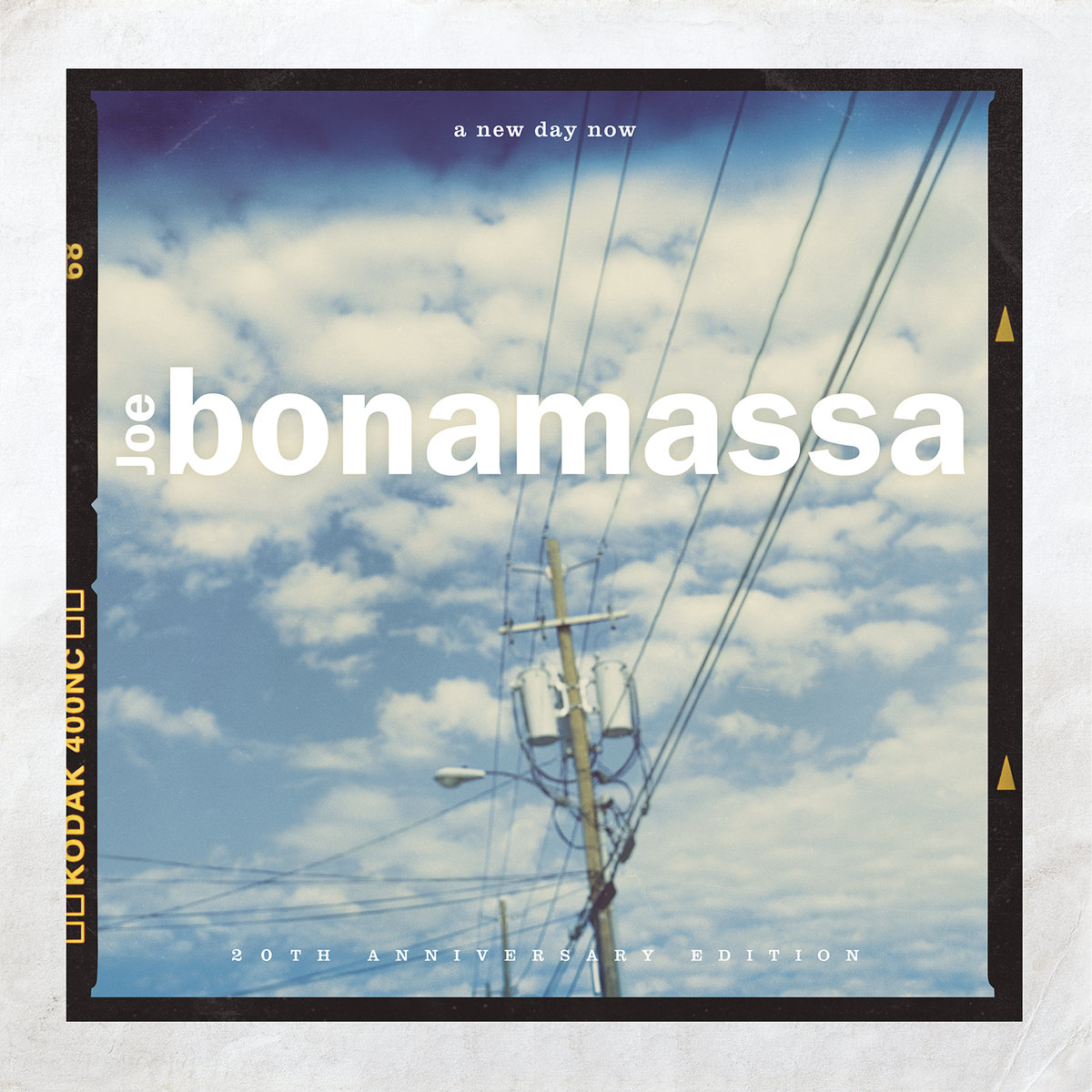 Bonamassa Joe – A New Day Now