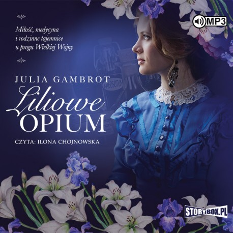 Gambrot Julia – Liliowe Opium