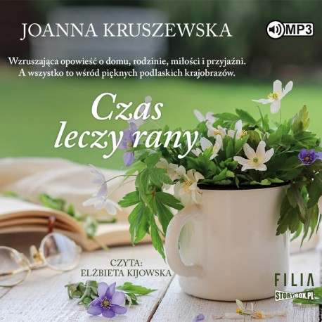 Kruszewska Joanna – Czas Leczy Rany