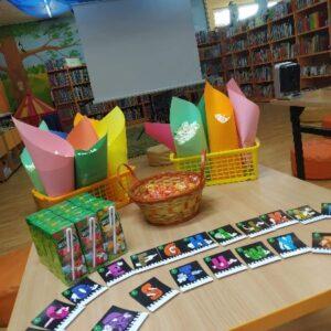 Noc Bibliotek 13