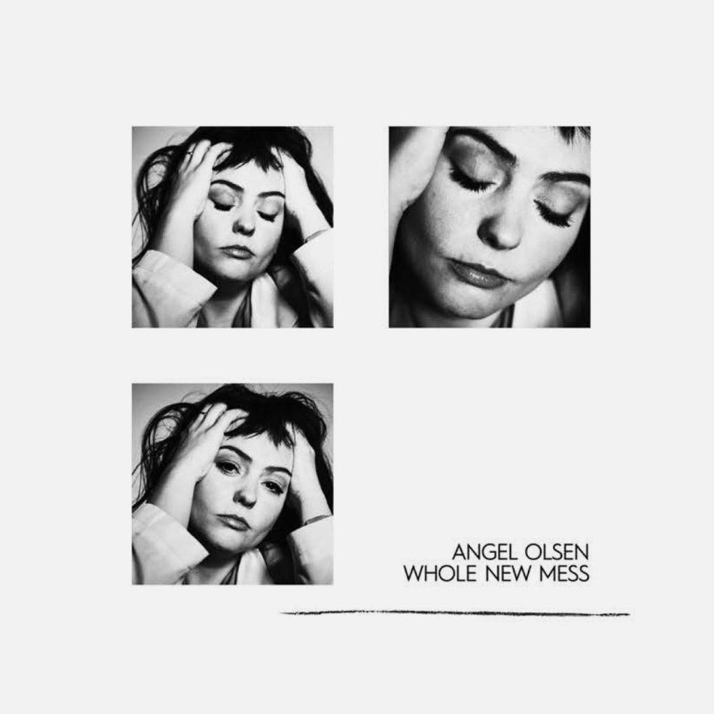OLSEN ANGEL – Whole New Mess