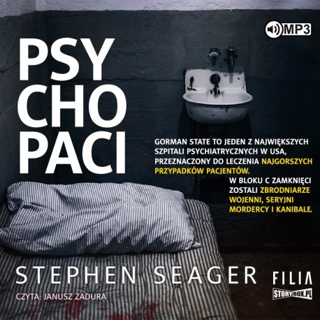 Seager Stephen – Psychopaci