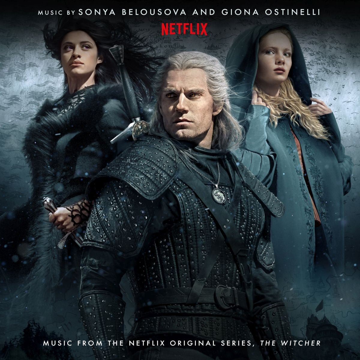 BELOUSOVA SONYA, OSTINELLI GIONA – The Witcher. Music From The Netflix Original Series