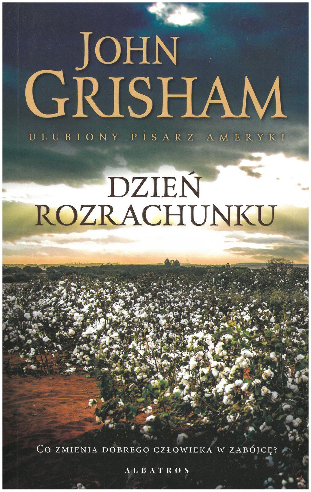 Grisham John – Dzień Rozrachunku