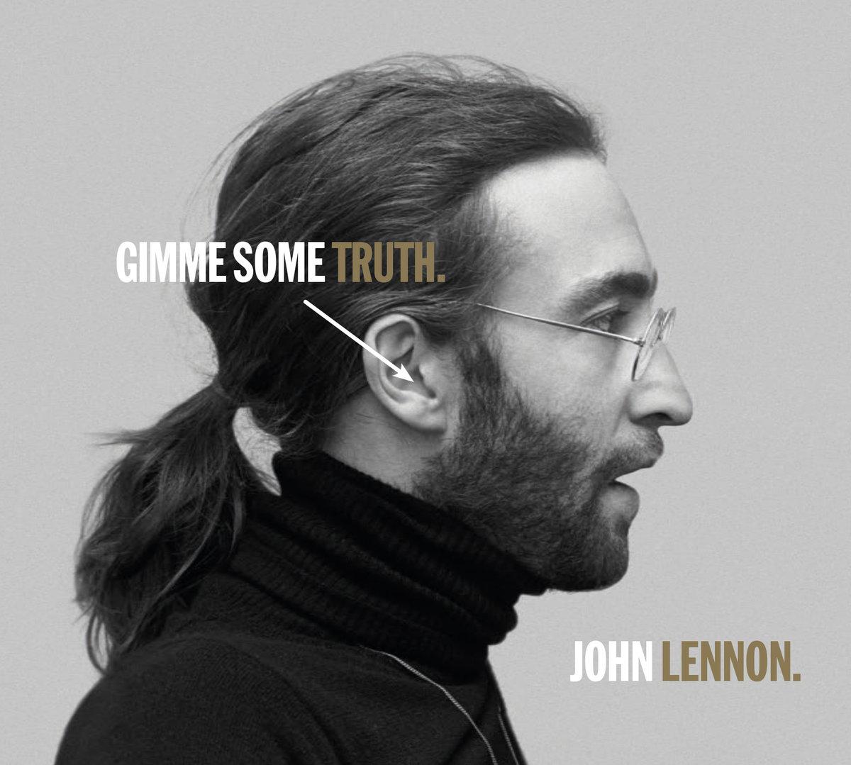 LENNON JOHN – Gimme Some Truth