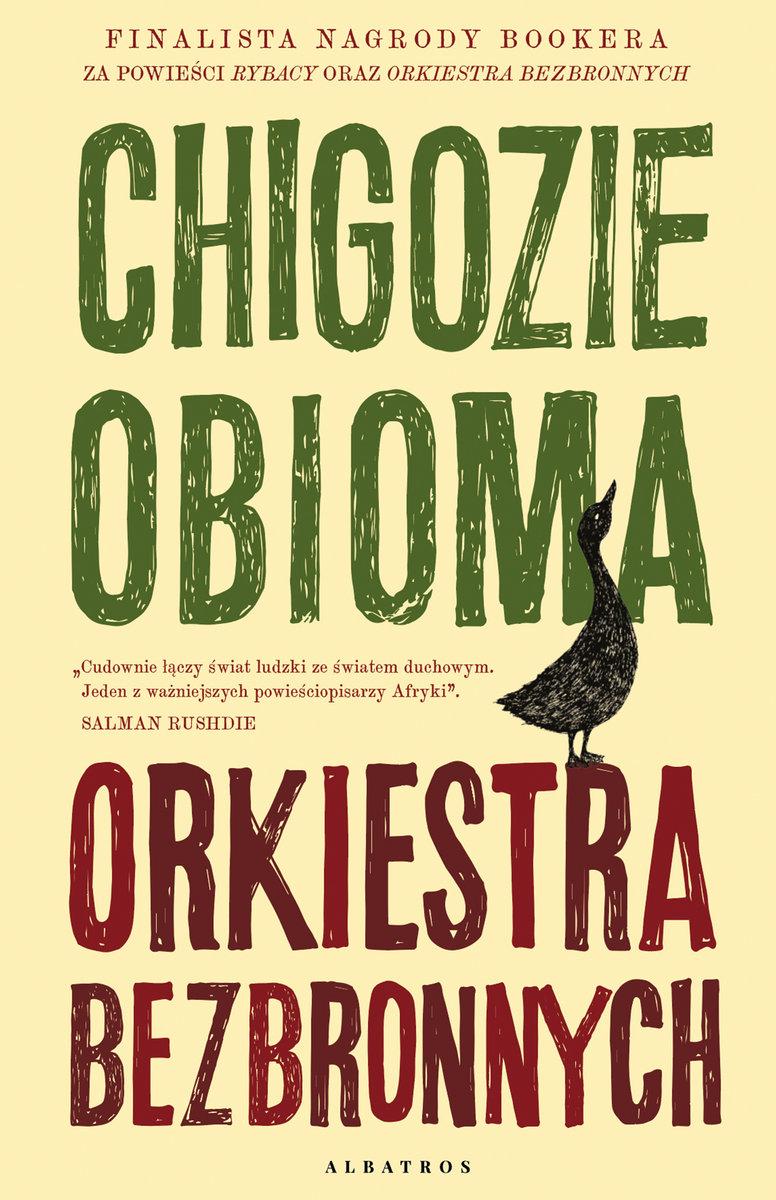 Obioma Chigozie – Orkiestra Bezbronnych
