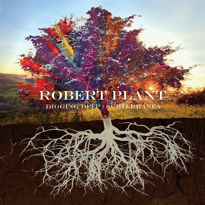 PLANT ROBERT – Digging Deep: Subterranea