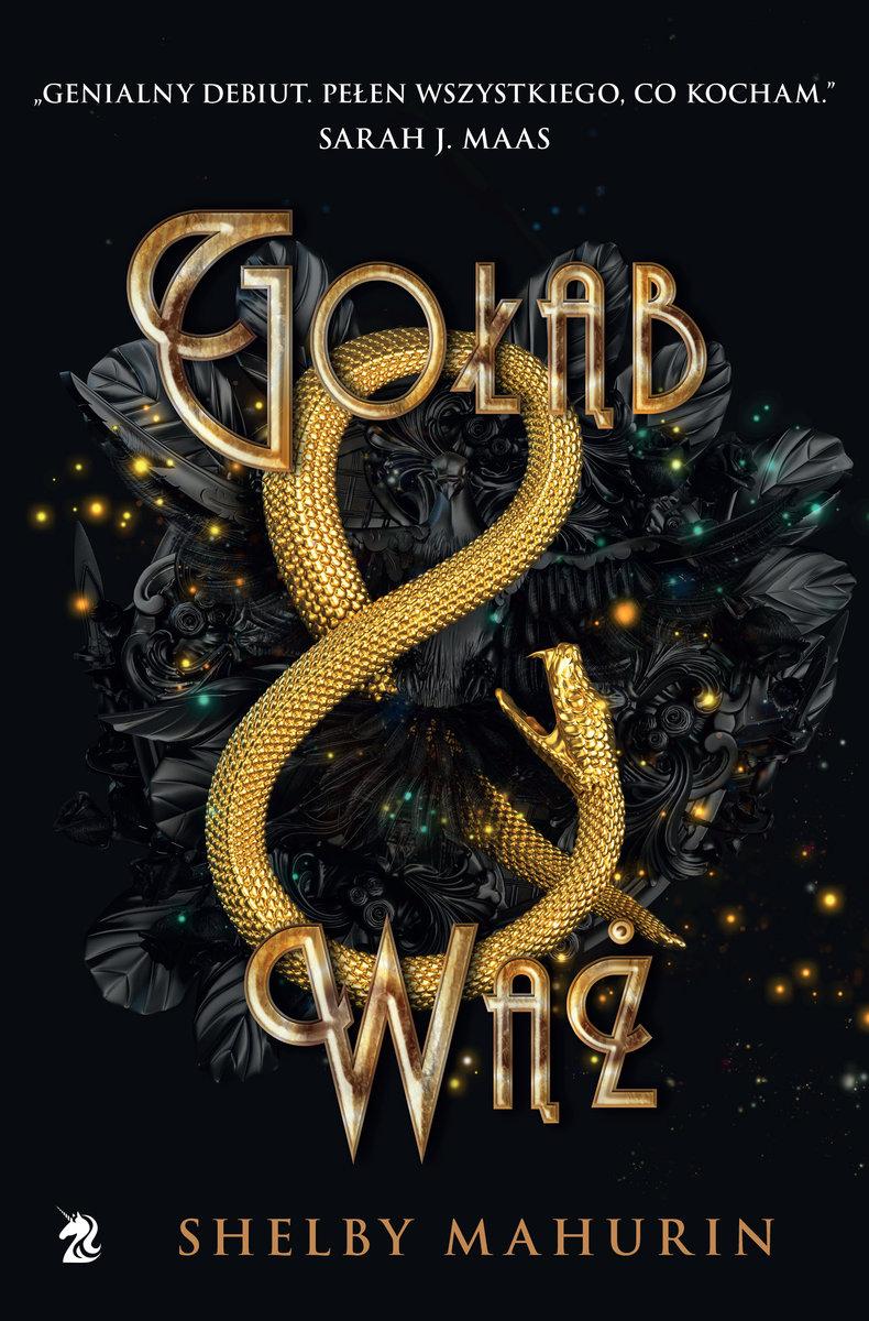 MAHURIN SHELBY- Gołąb & Wąż
