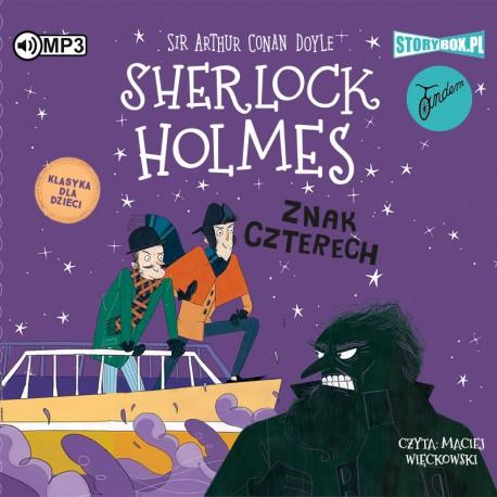 Doyle Arthur Conan - Znak Czterech
