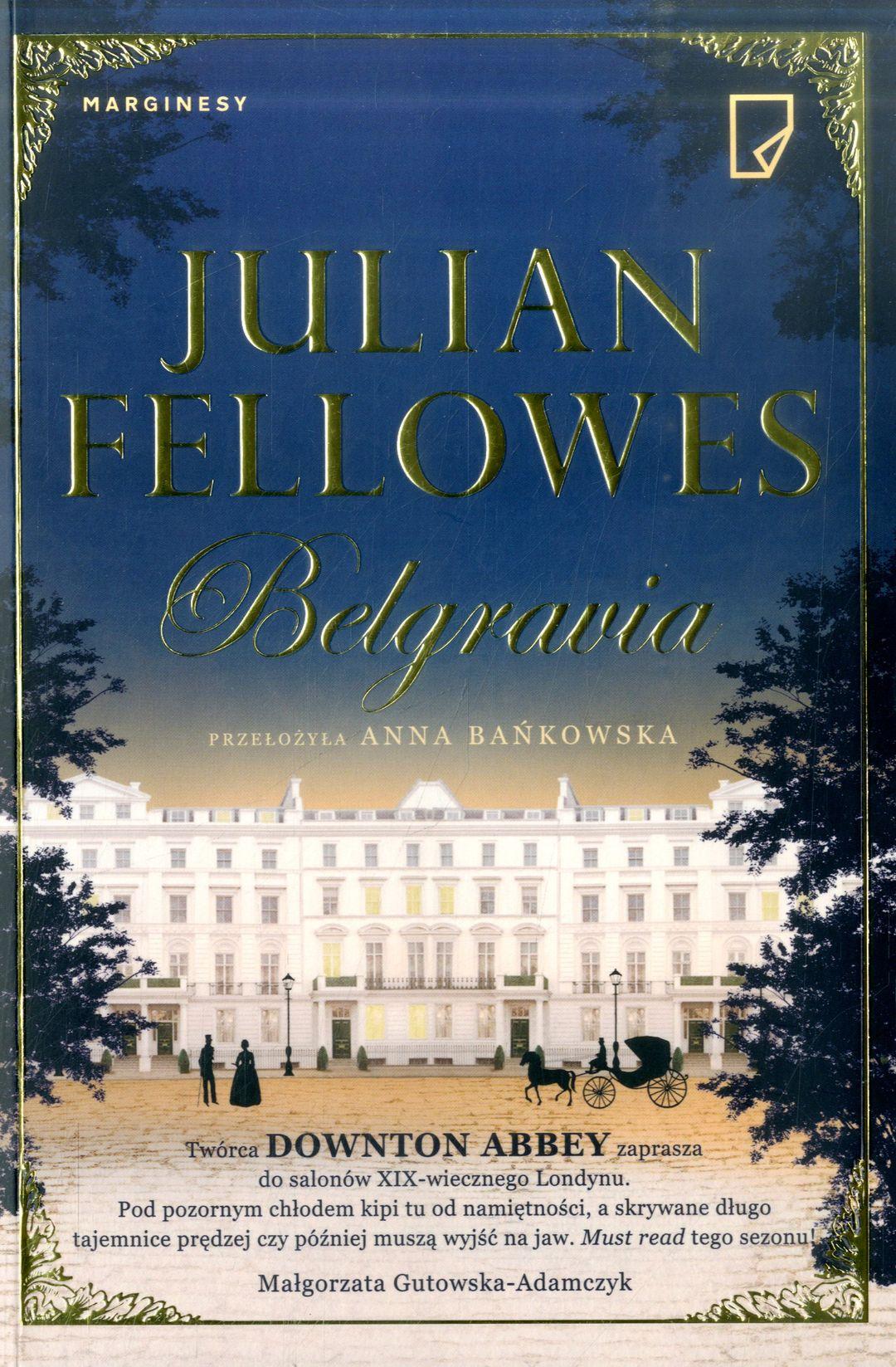 Fellowes Julian - Belgravia