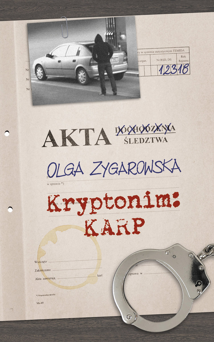 Zygarowska Olga - Kryptonim Karp