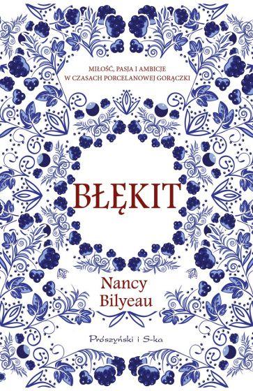 Bilyeau Nancy - Błękit