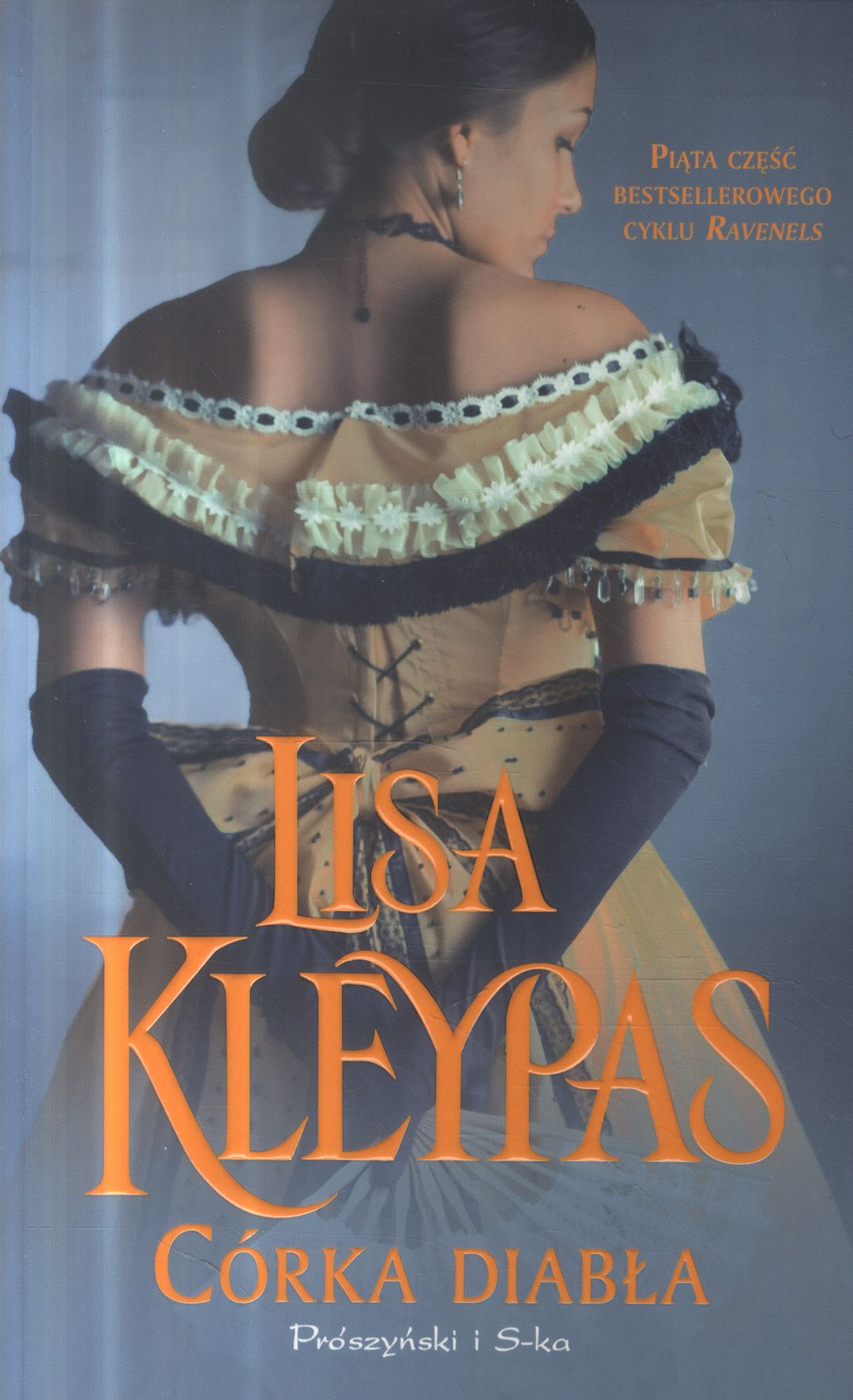 KLEYPAS LISA – Córka Diabła