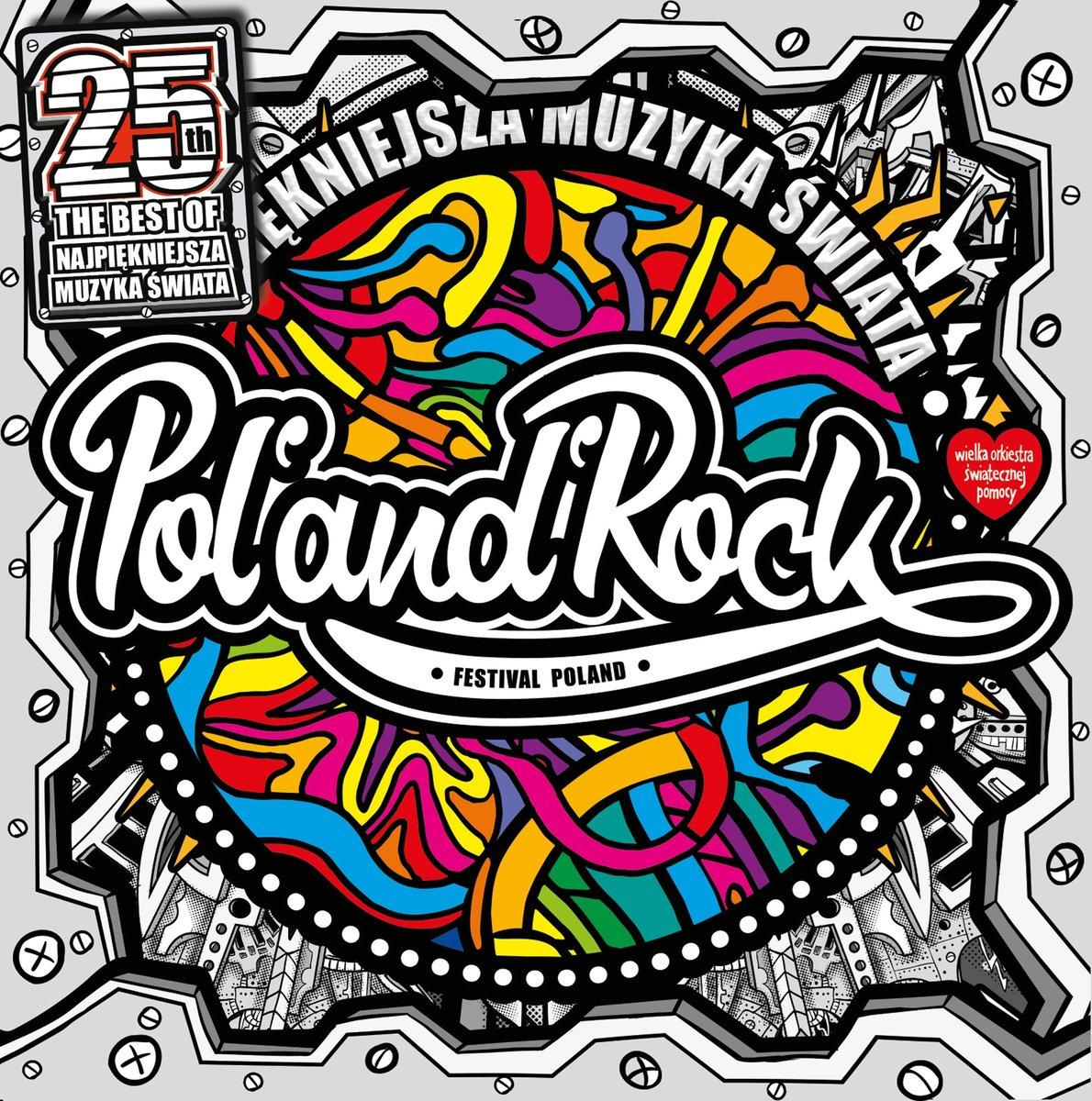 Najpiękniejsza Muzyka świata. Pol'and'Rock Festival