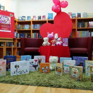 Walentynki W Bibliotece – Dzieci 4