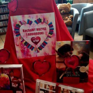 Walentynki W Bibliotece – Muzyczny 7