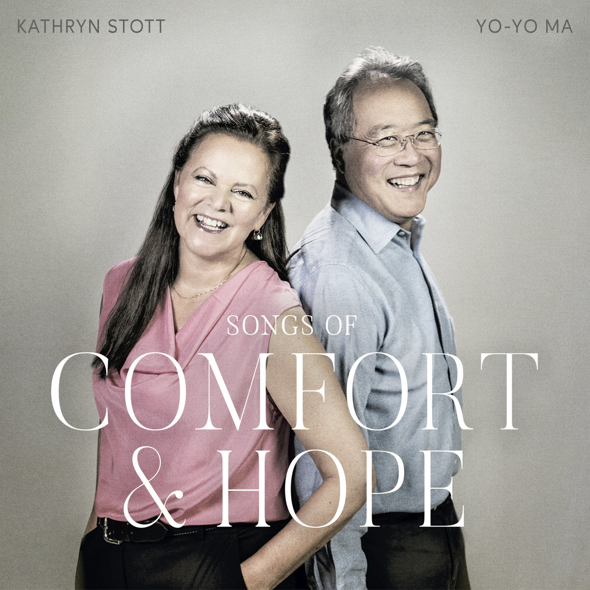 MA YO-YO – Songs Of Comfort & Hope