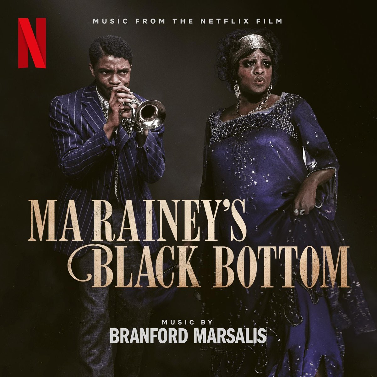 MARSALIS BRANFORD – Ma Rainey's Black Bottom