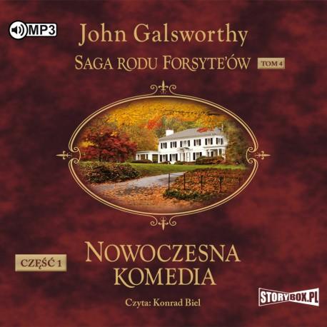 Galsworthy John - Nowoczesna Komedia 1